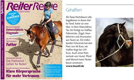 Reiter Revue – Ausgabe 9/17