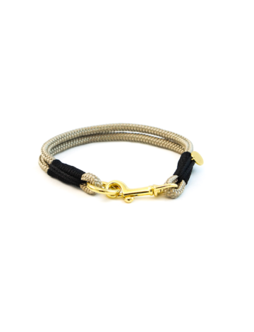 Halsband mit kleinem Karabiner