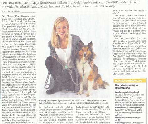 Rheinische Post – 26.04.2016