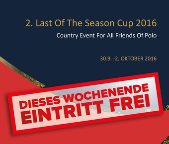 2. Last of the Season Cup im Rhein Polo Club Düsseldorf
