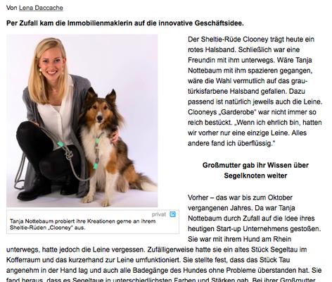 Westdeutsche Zeitung – 26.04.2016