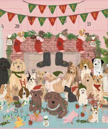 Adventskalender 2020 Dogs Deli